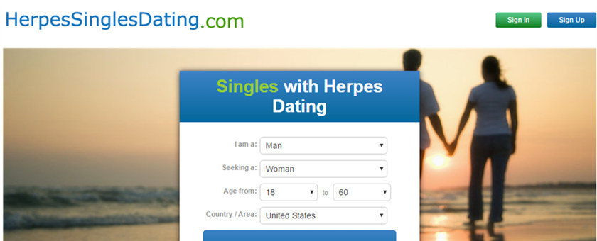 Dating sites for people with herpes